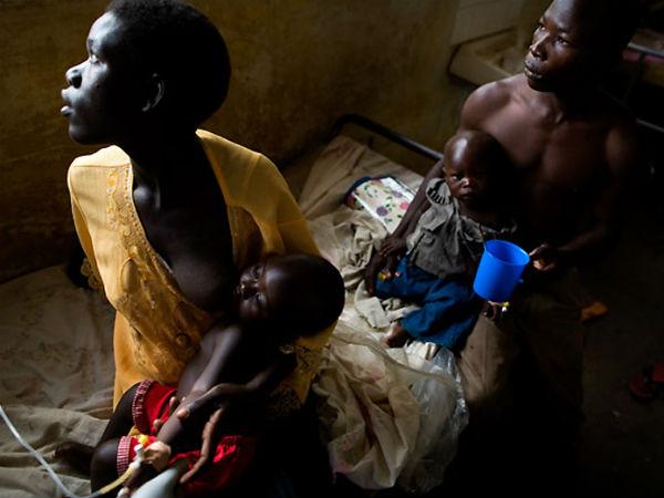 По статистике, от малярии каждую минуту умирает 1 ребенок