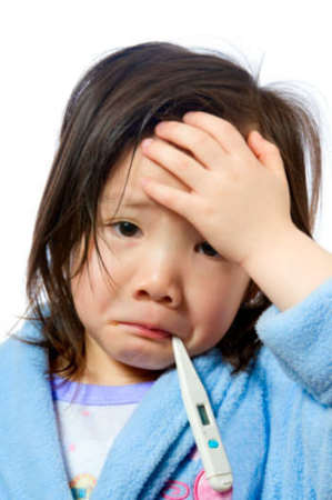 При хронической форме ухудшается самочувствие ребенка
