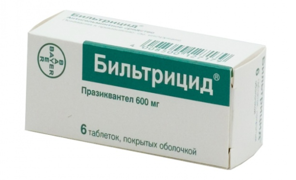 Празиквантел - надежный препарат в борьбе с паразитами
