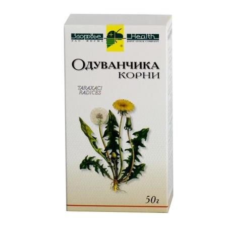 Корень одуванчика как гомеопатическое средство при лечение аскарид