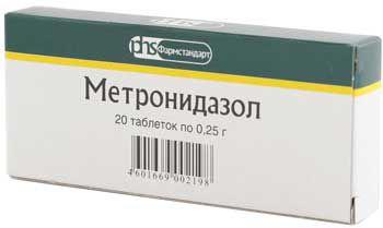 Антибактериальный и антипаразитарный препарат