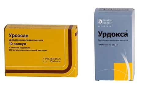 Урдокса или Урсосан - качественные медицинские препараты, которые помогают устранить ряд заболеваний печени и почек