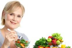 Важность полноценного питания при климаксе