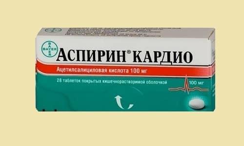 Аспирин-Кардио рекомендован для снижения вязкости крови и предотвращения развития сердечно-сосудистых заболеваний