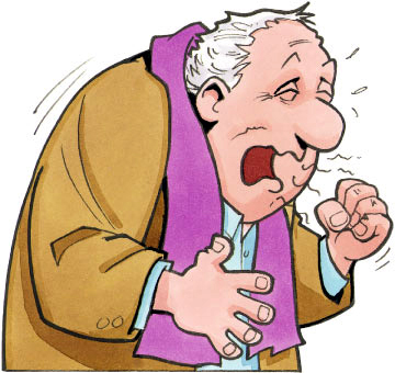 Не всегда кашель является следствием простуды