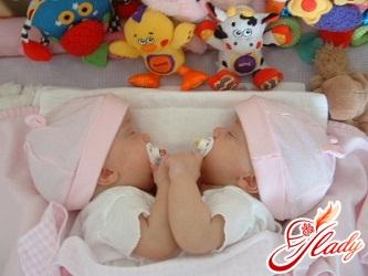 вероятность рождения близнецов