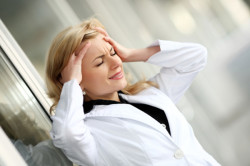 Воспалительные заболевания женских половых органов в результате стресса