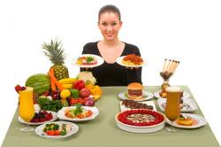 Правильное питание для нормального функционирования пищевода