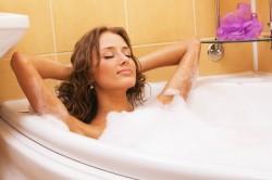 Горячие ванны - противопоказание после конизации