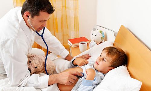 Хламидийная пневмония у ребенка