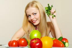 Положительное влияние употребления фруктов и овощей на женский организм