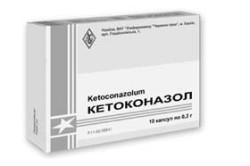 Кетоконазол для лечения молочницы