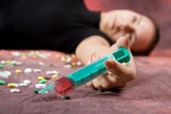 Наркомания - причина ВИЧ