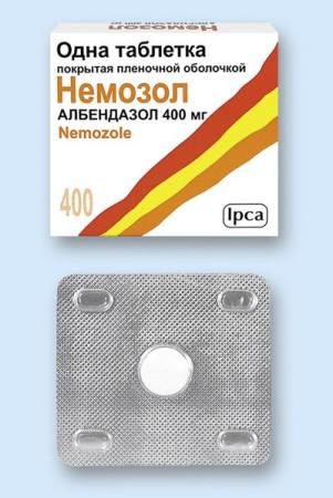 Антипаразитарный препарат
