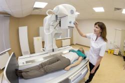 Определение с помощью рентгена проходимости маточных труб