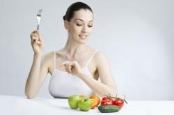 Соблюдение диеты при лечении молочницы