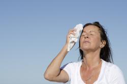 Повышенное потоотделение при раке шейки матки