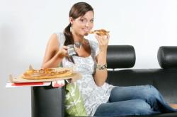 Повышенный аппетит перед месячными