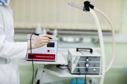 Применение лазера для лечения эрозии