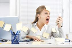 Стресс как причина, вызывающая запах уксуса при потоотделении
