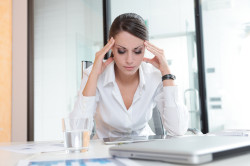Стресс - причина миомы матки