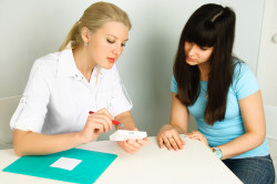 Консультация врача-гинеколога
