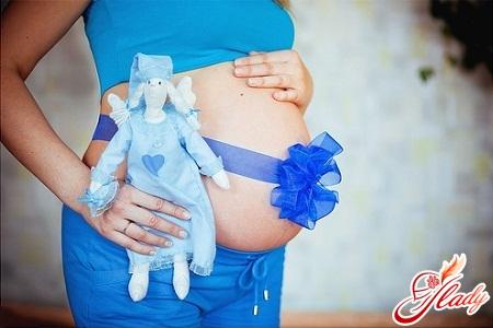 беременность 25 неделя признаки
