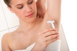 Раздражение из-за бритья