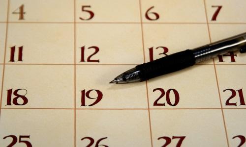 Ведение женского календаря