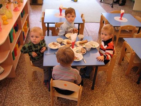 В детском коллективе распространение инфекции происходит очень быстро