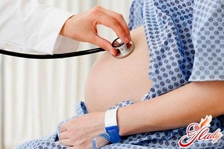 протекание беременности при нехватке фолиевой кислоты