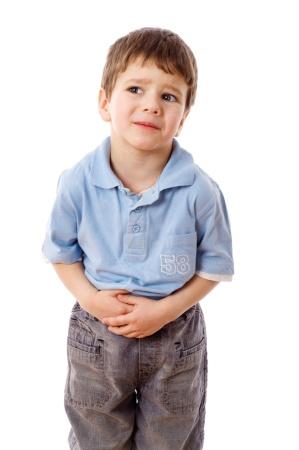 Продолжительные боли в области живота, явный признак инфекции