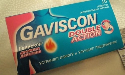Таблетки Гевискон являются антацидным препаратом, который призван бороться с последствиями панкреатита