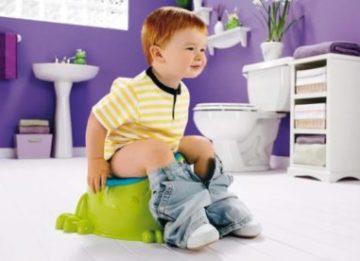Причины появления зеленого поноса у ребенка