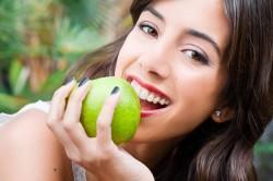 Яблоко как средство от изжоги