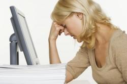 Постоянные стрессы - причина гипергидроза