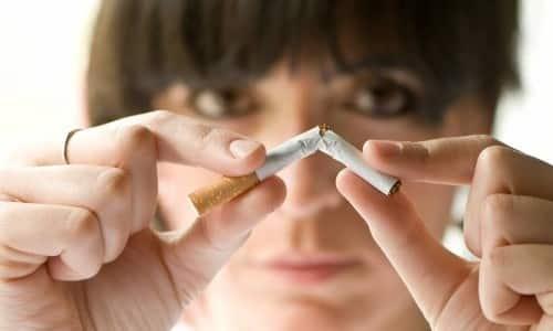 Курение - распространенная вредная привычка