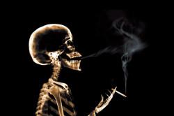 Курение - причина изжоги