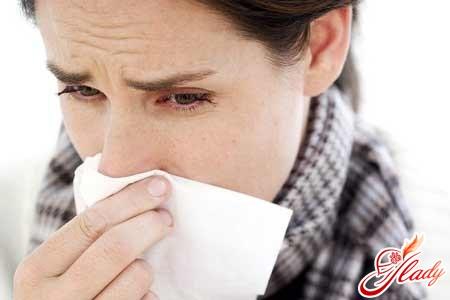 беременность и простуда