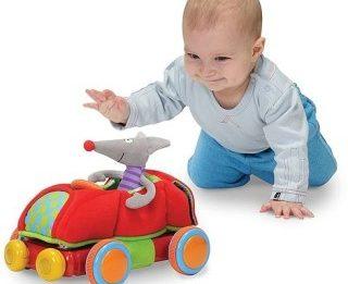 Ядовитые игрушки для ребенка