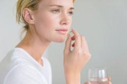 Прием лекарств для прерывания беременности