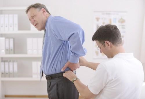 Межпозвоночная грыжа поясничного отдела позвоночника - частое заболевание