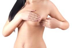 Набухание груди - симптом беременности