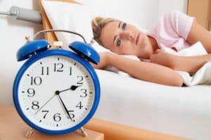 Нарушение нормального сна