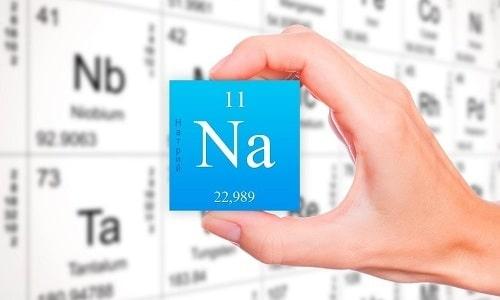 Натрий контролирует содержание жидкости в организме