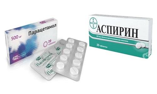 Аспирин и Парацетамол относятся к категории распространенных лекарств, имеющих сходное назначение и состав