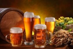 Употребление пива - причина изжоги