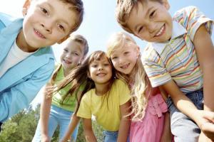 Здоровы дети - счастливы родители