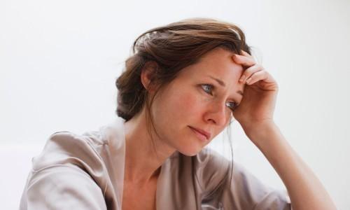 Депрессивные состояния во время климакса