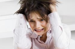 Стресс - причина отсутствия овуляции